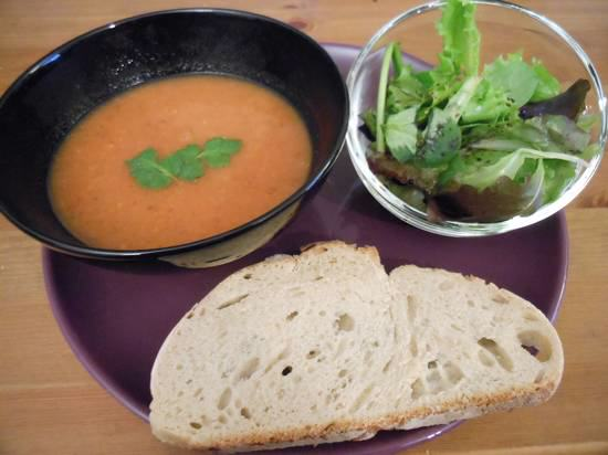 Chorba de l gumes dans le soup co de moulinex click n 39 cook - Recette moulinex soup and co ...
