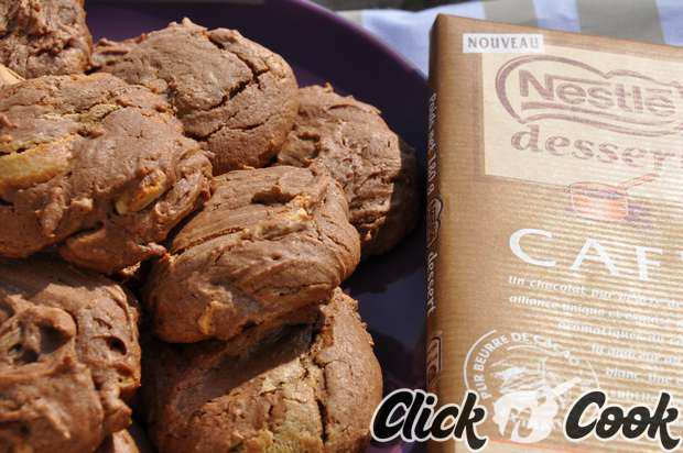 Gateau au chocolat cafe nestle