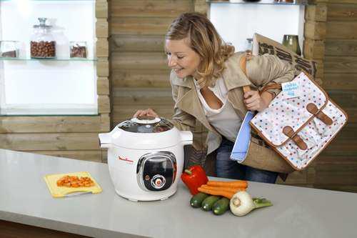 moulinex pr sente le cookeo aux mamans avant la rentr e bon plan inside click n 39 cook. Black Bedroom Furniture Sets. Home Design Ideas