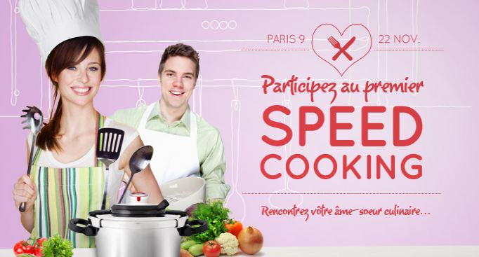 speed dating cooking paris Speed dating paris blog - 2012 judaism old widow remarriage in nigeria the world s first ruling.