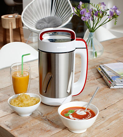 Test Pour Vous Le Soup Maker De Philips Blender