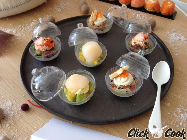 No l 2014 les nouveaut s picard click n 39 cook - Petites cuilleres aperitives pour apero sympa ...