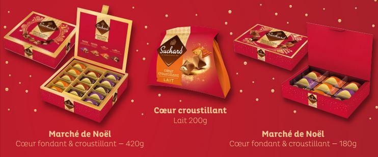 Populaire Noël 2014, Suchard se met sur son 31 (Concours Inside) | Click n' Cook FR51
