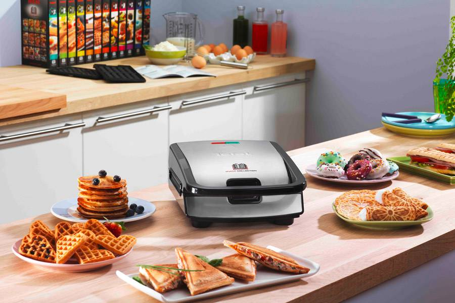 Test pour vous le snack collection de tefal click n 39 cook - Gaufrier tefal snack collection ...