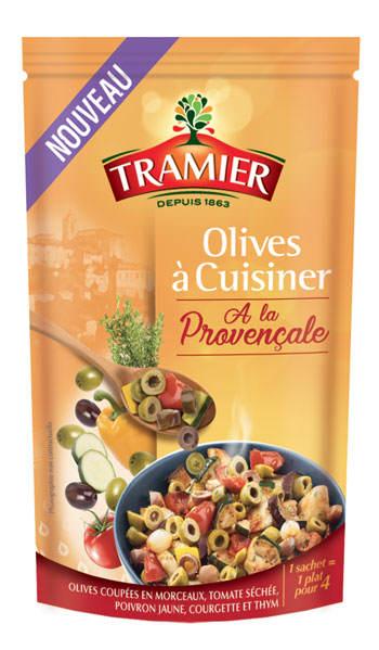 Poelee De Legumes Aux Olives A La Provencale Click N Cook